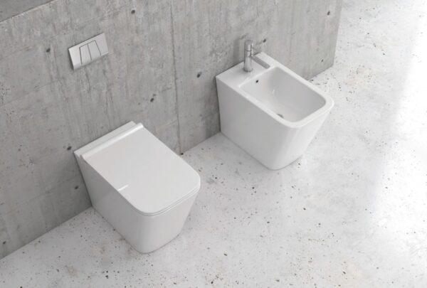 WC školjka talna LT 003 rimless