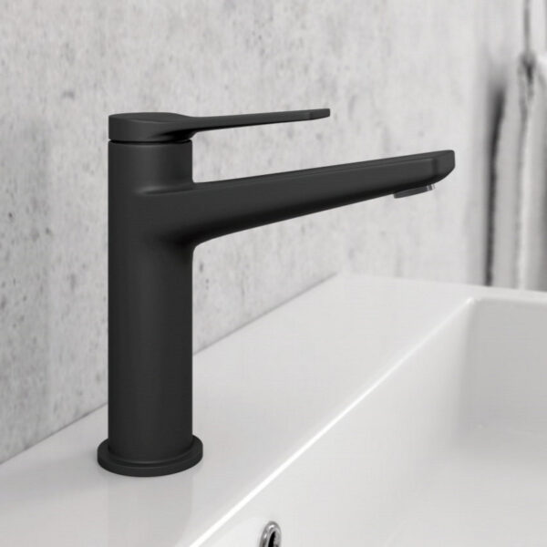 Armatura za umivalnik Andare Nero