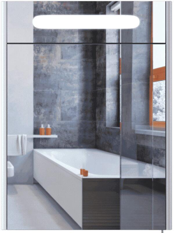 Kopalniško ogledalo z omarico Paris 65