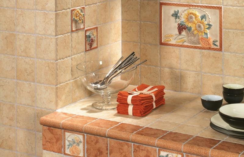 Ploščice za kuhinjo