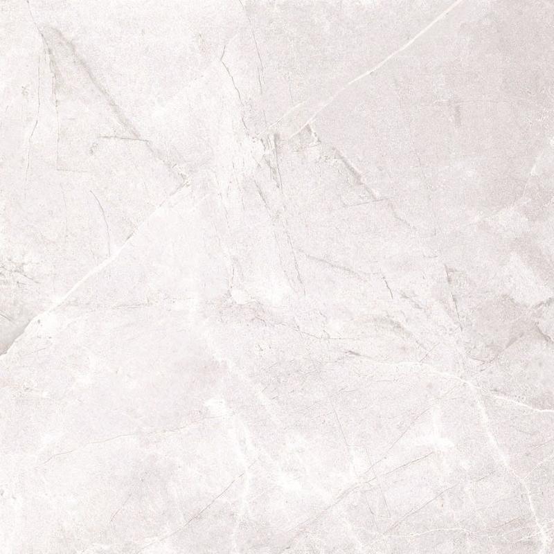 Talna keramična ploščica za kopalnico 600x600 - Marselj siva