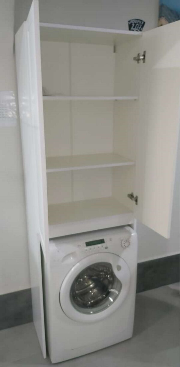 Talna kopalniška omara za pralni stroj - Woodmix