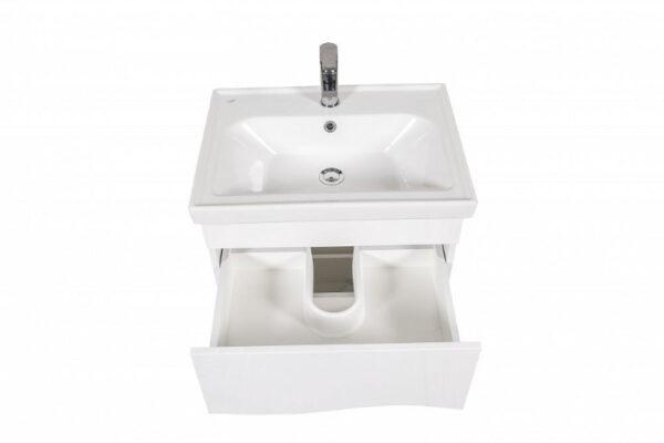 Talna kopalniška omarica z umivalnikom Alfa 60
