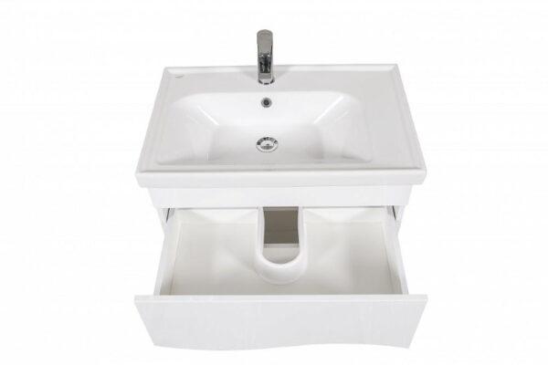 Talna kopalniška omarica z umivalnikom Alfa 70