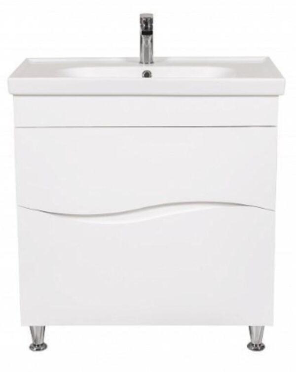 Talna kopalniška omarica z umivalnikom Alfa 80