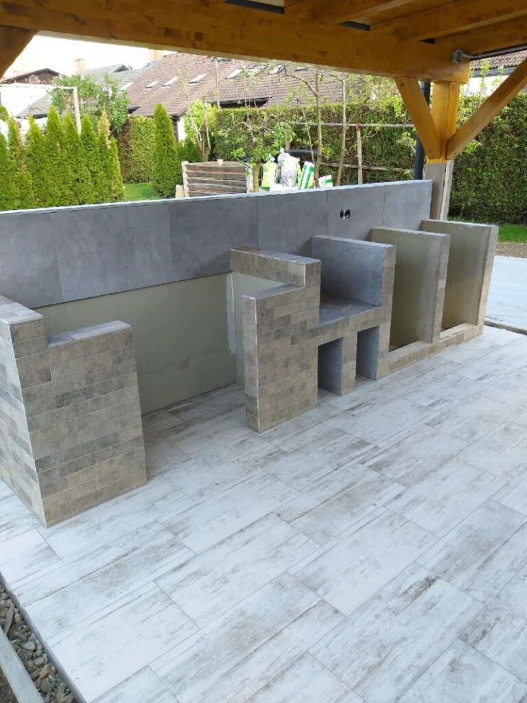 Talne keramične ploščice 300x600 Vesta bela