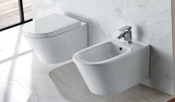 Viseča WC školjka Sorrento