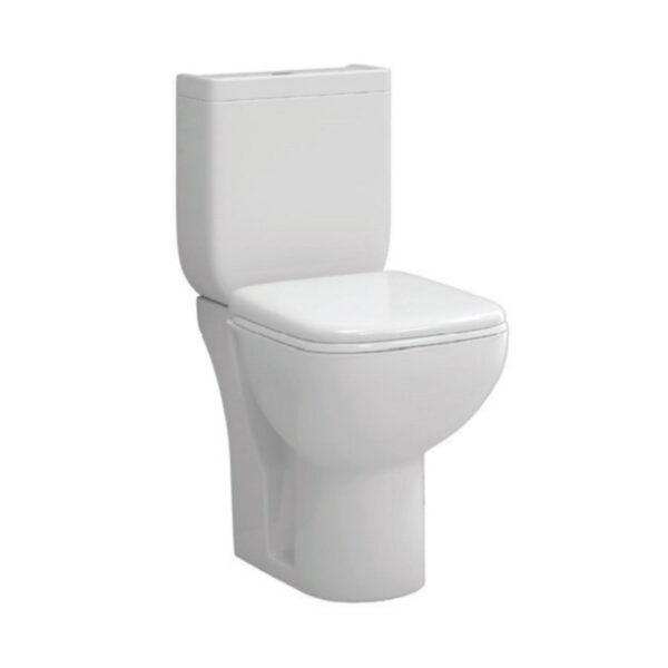 WC skoljka Square s kotlickom