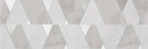 Dekorativna keramična ploščicaParole White 400x1200