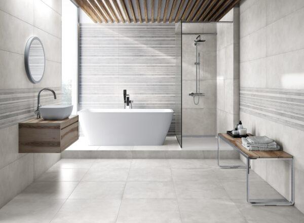 Dekorativna keramična ploščica Potenza Mix 400x1200
