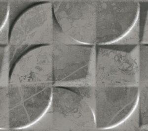 Dekorativna stenska keramična ploščica Altamura Gray 300x900