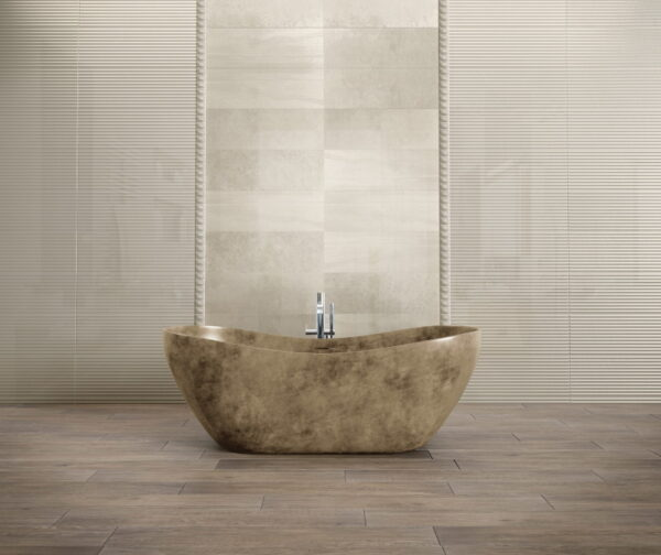 Dekorativna stenska keramična ploščica Iseo Sand 300x900