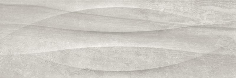 Dekorativna stenska keramična ploščica Litium Silver 400x1200