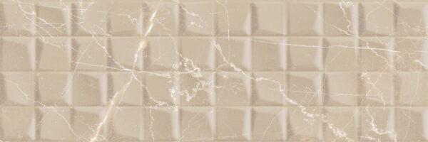 Dekorativna stenska keramična ploščica Tarento Sand 300x900