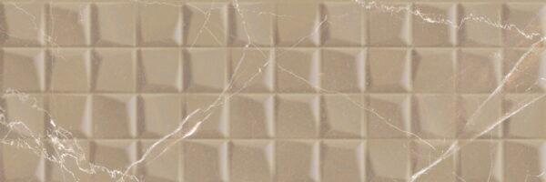 Dekorativna stenska keramična ploščica Tarento Tan 300x900