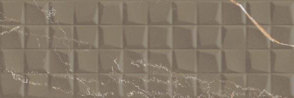 Dekorativna stenska keramična ploščica Tarento Umber 300x900