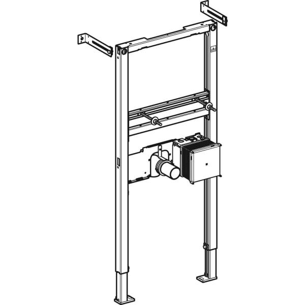 Element Geberit Duofix za umivalnik 112 cm elektronska stojeca armatura s podometno funkcijsko skatlo 1