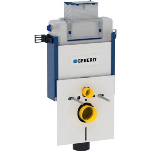 Element Geberit Kombifix za stensko WC školjko, 82 cm, s podometnim splakovalnikom Omega 12 cm