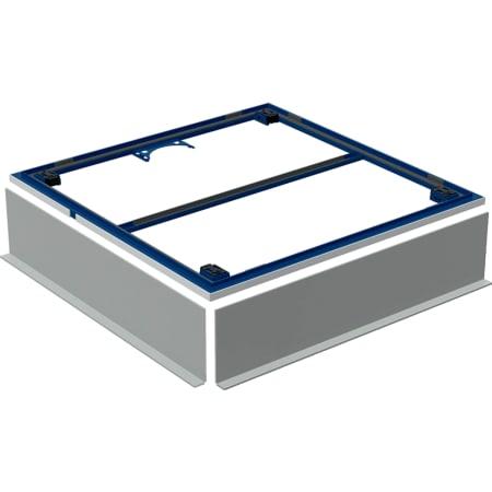 Inštalacijski okvir in talne plošče