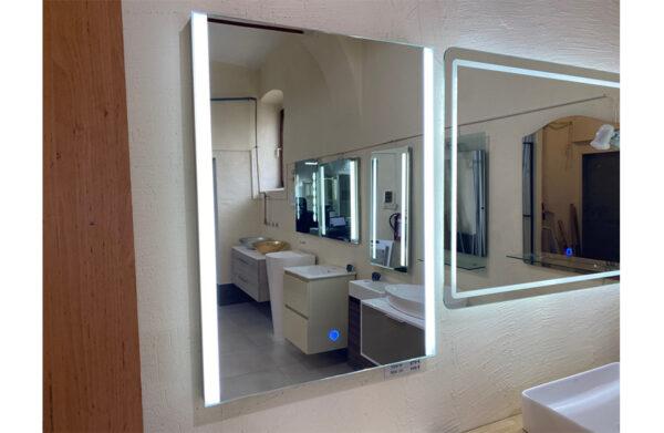 Kopalnisko ogledalo Agata 60LED 1