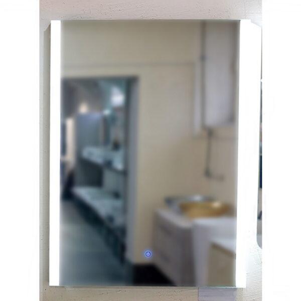 Kopalniško ogledalo Agata 60LED