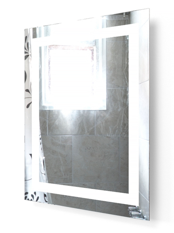 Kopalniško ogledalo Alfa 60 LED