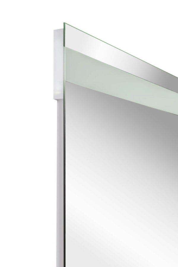Kopalniško ogledalo Elit 100 LED