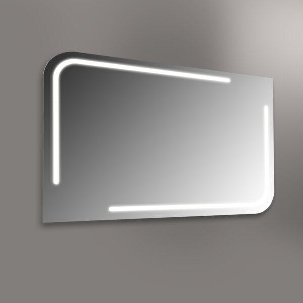 Kopalniško ogledalo Fantazija 120LED