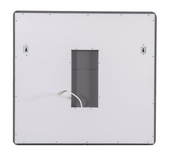 Kopalniško ogledalo Gama 80 LED