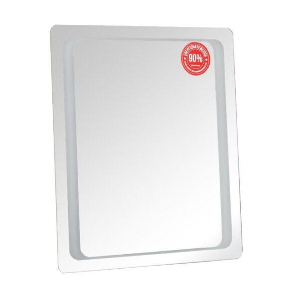 Kopalniško ogledalo Omega 60LED