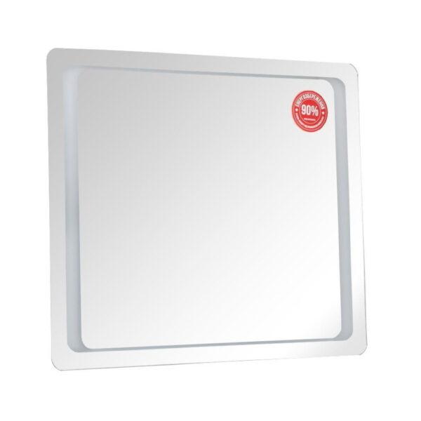 Kopalniško ogledalo Omega 80LED