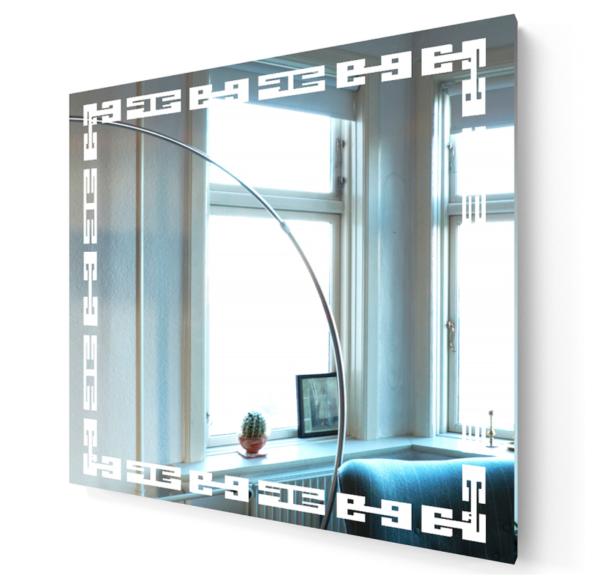 Kopalniško ogledalo Sigma 100 LED