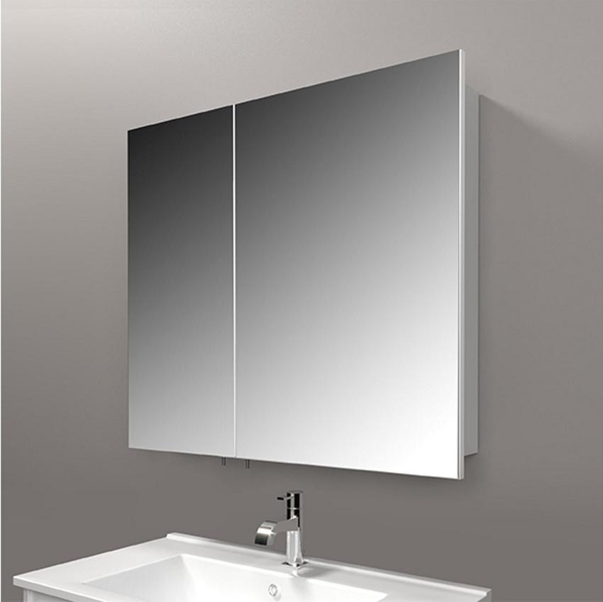 Omarica z ogledalom Kabinet 80