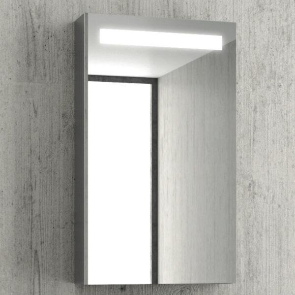 Omarica z ogledalom Karag 40 LED