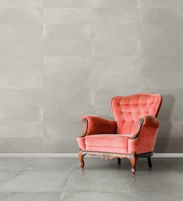 Stenska keramična ploščica Caserta Silver 300x900