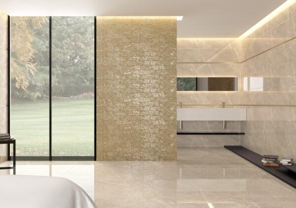 Stenska keramična ploščica Crotone Sand 300x900