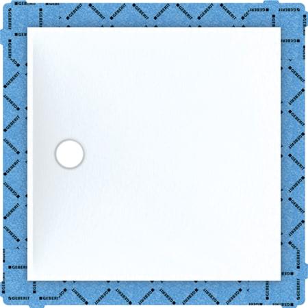 Talna prsna plosca Geberit Setaplano kvadratna oblika razlicne velikosti