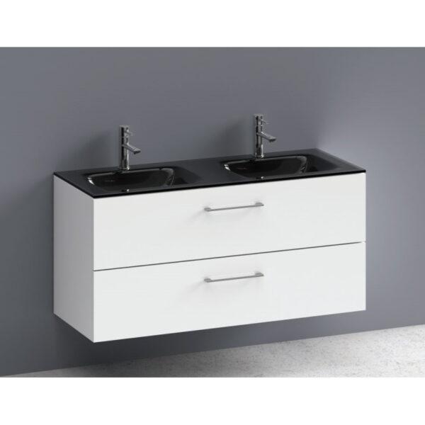 Umivalnik Vetro 120 crni dvojni