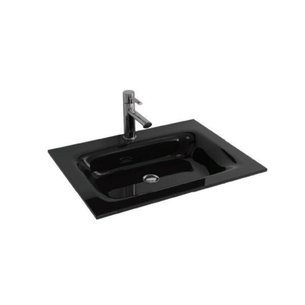 Umivalnik Vetro 60 crni