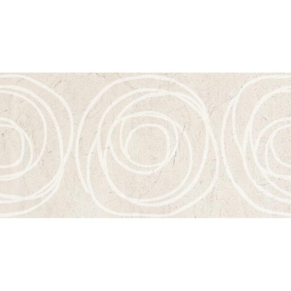 Dekorativna stenska keramicna ploscica Crema Marfil Dekor Orion 300x600 1