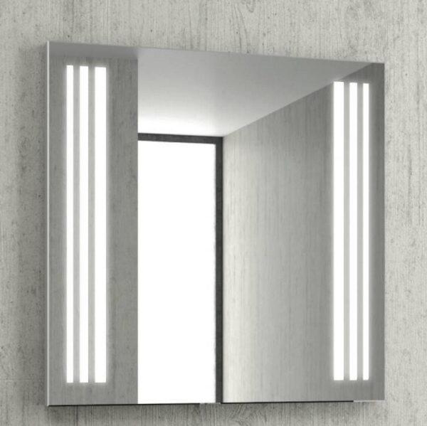 Kopalnisko ogledalo Karag 100 LED