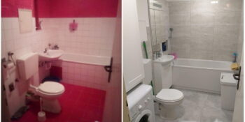 Obnova kopalnice na ključ