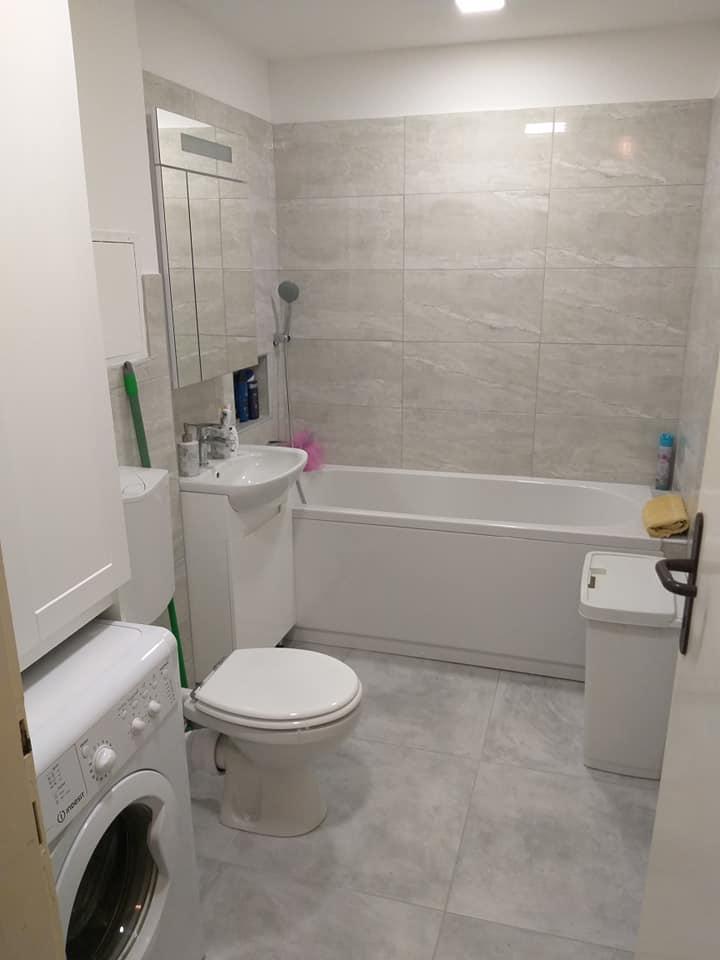 Obnova kopalnice na ključ - nova