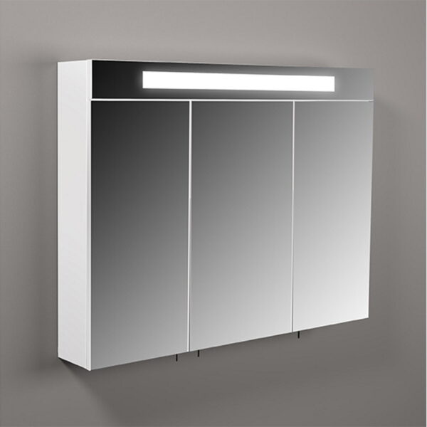 Omarica z ogledalom Lux 120