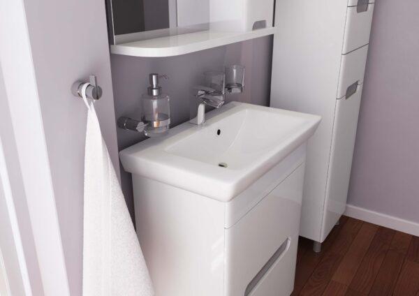 Omarica z umivalnikom Boston 65 talna 1