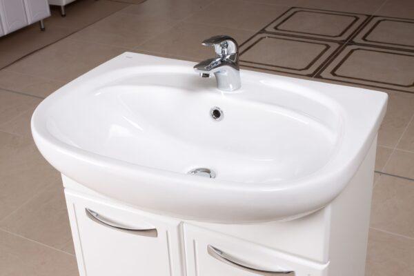 Omarica z umivalnikom Dekor 55 talna 5