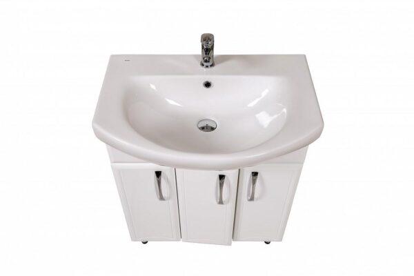 Omarica z umivalnikom Dekor 70 talna 2