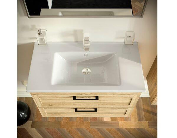 Omarica z umivalnikom Inari 85 1