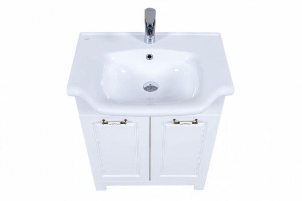 Omarica z umivalnikom New Klasik 65 talna 2