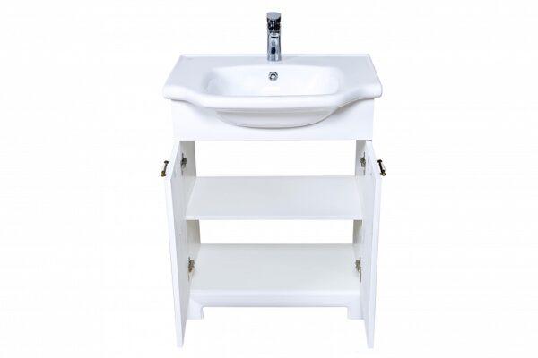 Omarica z umivalnikom New Klasik 65 talna 3